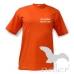 Koszulka z nadrukiem LEKARZ rozmiar L