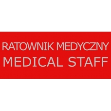Emblemat Funkcyjny zabezpieczenia medyczne