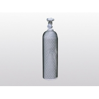 Butla tlenowa aluminiowa 2,7 l