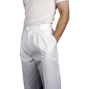 Spodnie męskie na zamek