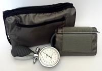 Ciśnieniomierz Zegarowy zintegrowany HS-201Q
