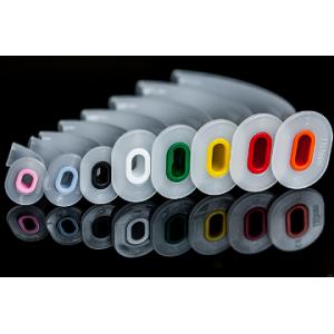 Rurki ustno-gardłowe Guedela niesterylne - zestaw 8 sztuk