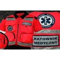 Kamizelka taktyczna PRM z kolekcji RED RAVEN