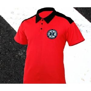 Koszulka polo PRM z kolekcji RED RAVEN