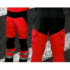 Spodnie letnie PRM z kolekcji RED RAVEN