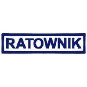 RATOWNIK - plakietka
