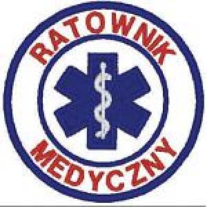 Ratownik medyczny 8,5 cm