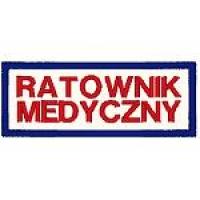 Ratownik Medyczny - plakietka