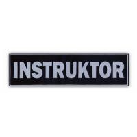 INSTRUKTOR - 30 x 8 cm