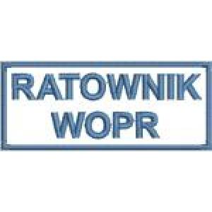 RATOWNIK WOPR - plakietka