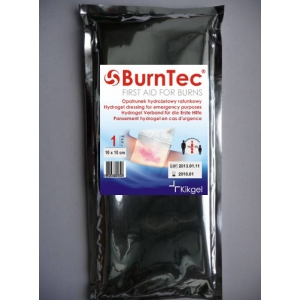 Opatrunek BurnTec Ratunkowy na twarz 30x40 cm