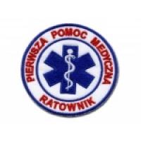 Pierwsza Pomoc Medyczna - Ratownik 8cm
