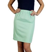 OUTLET Spódnica mini na gumę w pasie długość 50cm rozmiar 34