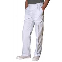 OUTLET Spodnie męskie na zamek rozmiar 52