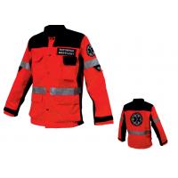 Letni komplet odzieży roboczej dla ratownictwa medycznego