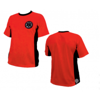 OUTLET SIGMA T-Shirt Neon + granat